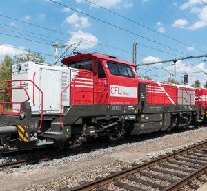 CFL cargo Deutschland introduces 100 per cent renewable electricity