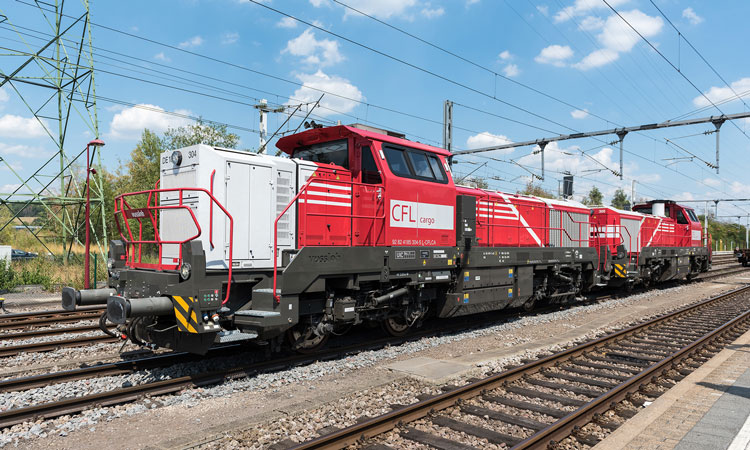 CFL cargo Deutschland introduces 100 per cent renewable electricity