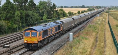 GB Railfreight announce appointment of new Chairman