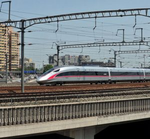 China to speed up bullet trains on Beijing-Shanghai route