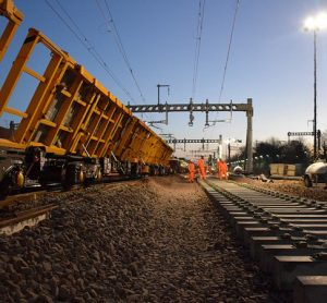 Network Rail announces preferred bidders for final track work contracts