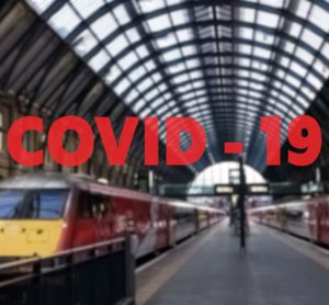 COVID-19 is a challenge for rail, but the industry is working hard