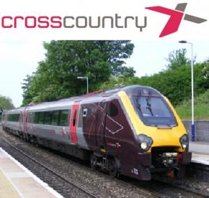 CrossCountry train