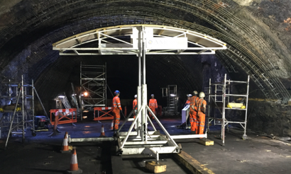Innovative engineering helps save money on Liverpool railway tunnel upgrade