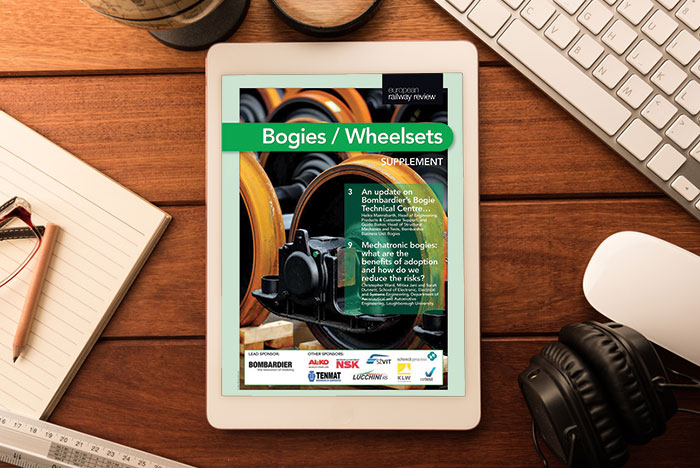 Bogies Wheelsets supplement 2015
