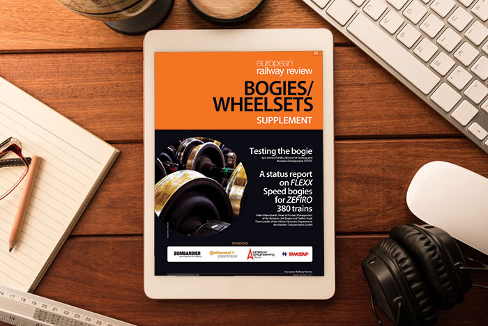 Bogies & wheelsets supplement 4 2012