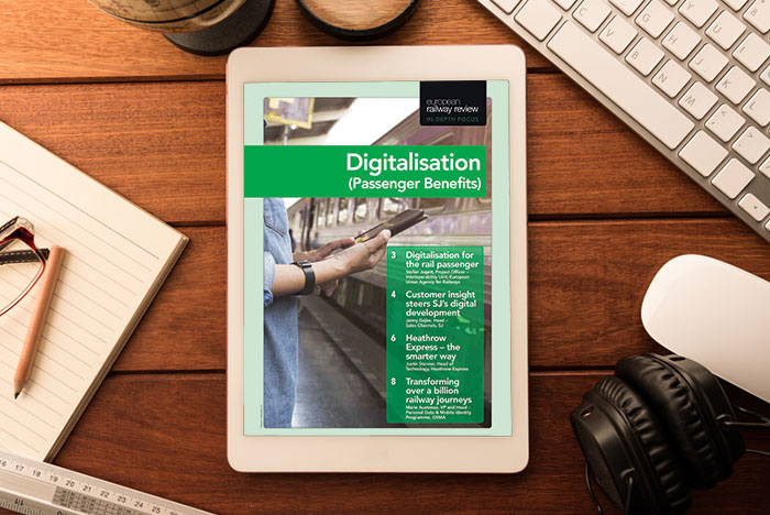 Digitisation Passenger Benefits in-depth focus 1 2017