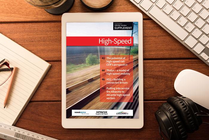High Speed supplement 5 2013