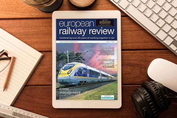 European Railway Review - Issue 1 2015