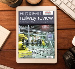 European Railway Review - Issue 1 2017