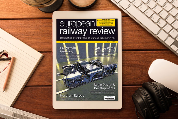 European Railway Review - Issue 2 2016