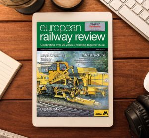 European Railway Review - Issue 3 2017