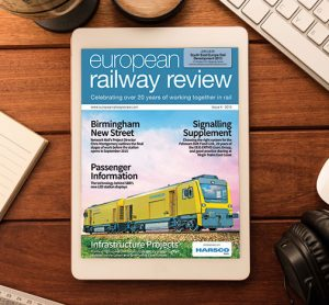 European Railway Review - Issue 4 2015