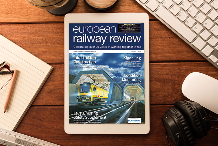 European Railway Review - Issue 4 2016
