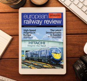 European Railway Review - Issue 5 2013