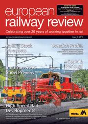 European Railway Review - Issue #5 2016