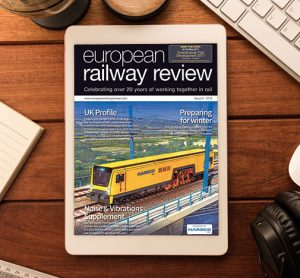 European Railway Review - Issue 6 2016