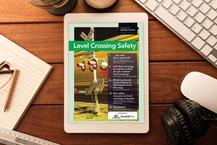 Level Crossing Safety in-depth focus 3 2017
