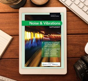 Noise & vibrations supplement 6 2015