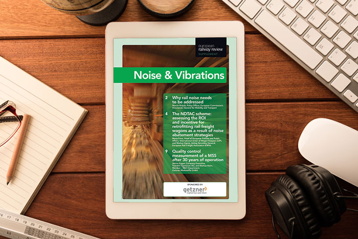 Noise & Vibrations supplement 6 2016