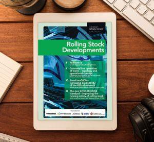 Rolling stock developments supplement 3 2016