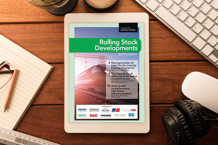 Rolling Stock Developments supplement 4 2014