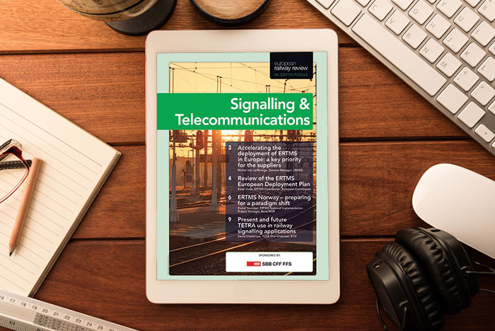 Signalling & Telecommunications in-depth focus 2 2017