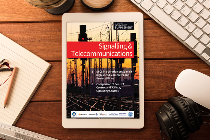 Signalling & Communications supplement 3 2013