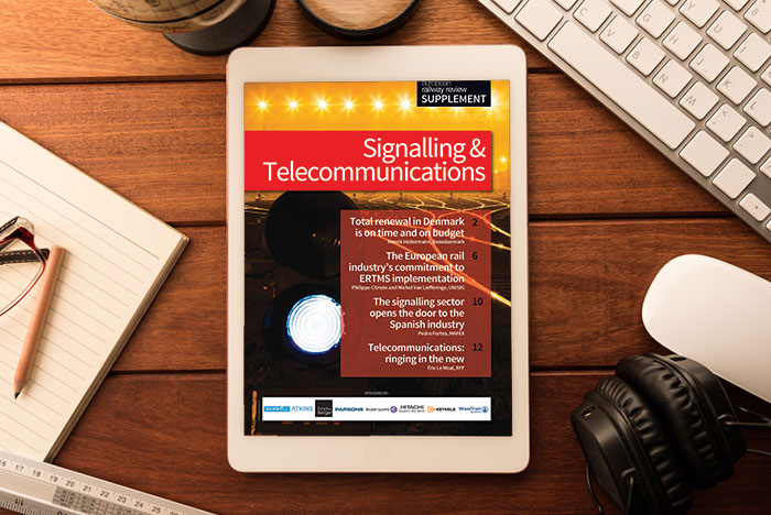 Signalling & Telecommunications supplement 6 2013