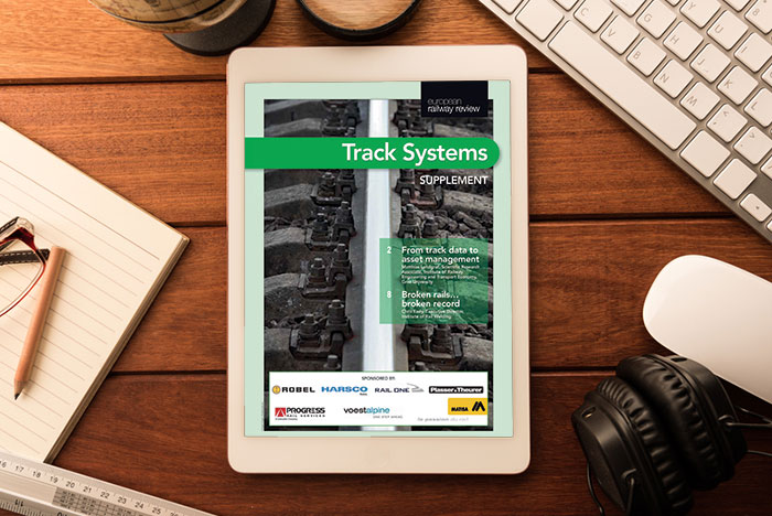 Track Systems supplement 2015