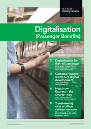 Digitalisation passenger benefits supplement digital issue 2017