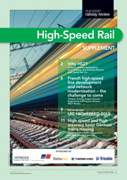 High-Speed Rail Supplement