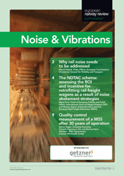 Issue 6 Noise & Vibrations Supplement 2016