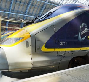 Eurostar unveils new Tread Lightly environmental targets