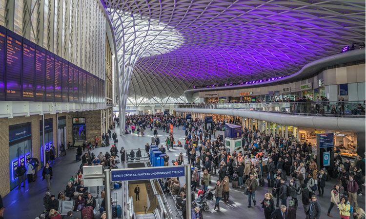 Report launched exploring the role train stations will play in the future
