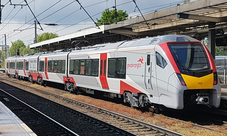 First Stadler FLIRT train receives approval for UK service