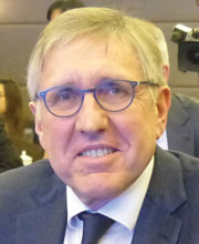 François Bausch, Minister for Sustainable Development & Infrastructure, Luxembourg