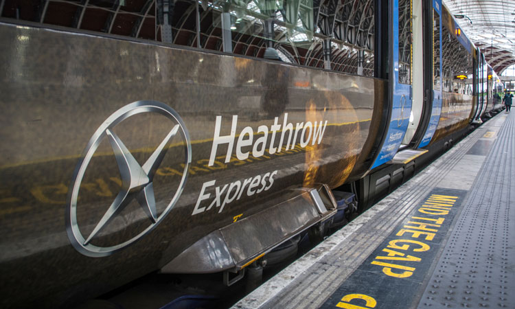 Friendly WiFi safe certification awarded to Heathrow Express