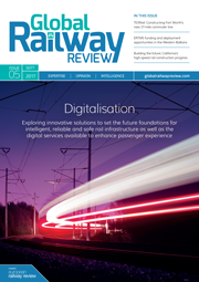 Global Railway Review issue 5 2017 front cover