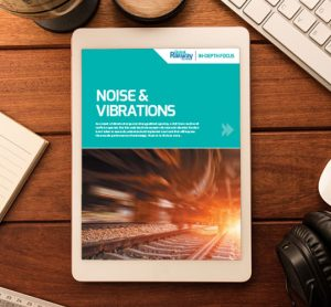 Rail noise and vibrations supplement cover