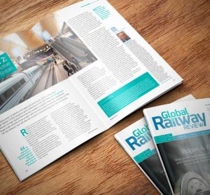 Global Railway Review - Issue 4 2017 - Inside spread