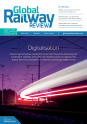 Global Railway Review issue 5 - Digitisation
