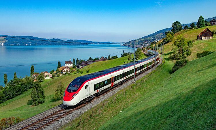 SBB's Giruno inner-city EMUs begin passenger service