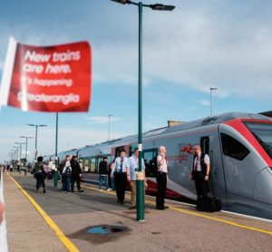 Greater Anglia welcomes brand new FLIRT trains to service