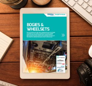 bogies & wheelsets In-Depth Focus 2018 cover