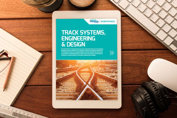Track Systems, Engineering & Design in depth focus cover