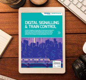 Digital signalling and train control supplement