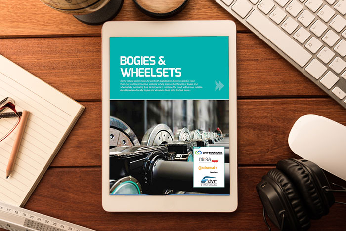 Bogies & Wheelsets In-Depth Focus 2017