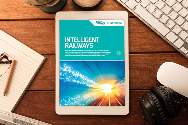 Intelligent Railways In-Depth Focus 2018 cover