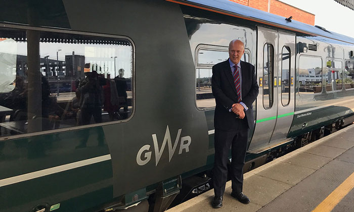 Modern trains and new technology for Bristol rail passengers
